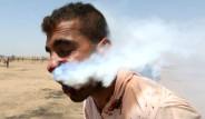 İsrail-Gazze Sınırından Korkunç Kareler