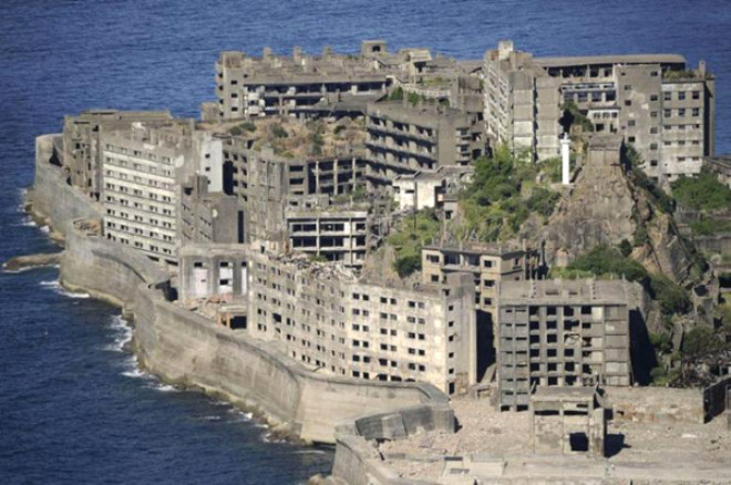 44 Yıldır Kimse İçine Giremiyor! Hayalet Ada: Hashima