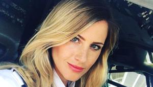 İsveçli Kadın Pilot Instagram'ı Sallıyor!