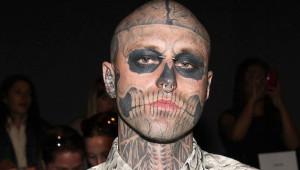 'Zombi Çocuk' Lakaplı Model Rick Genest Ölü Bulundu