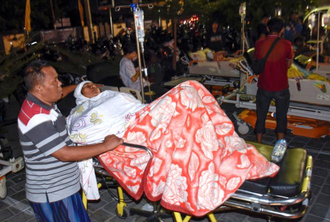 82 Kişiyi Öldüren, Lombok Adası Depreminin Ardından Korkunç Kareler