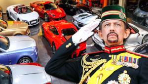 Petrol Kralının Araba Koleksiyonu Dudak Uçuklatıyor!