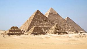 4 Bin 500 Yıl Önce İnşa Edilen Giza Piramidi'nin Sırrı Çözüldü!