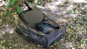 Rusya'da Seri Katil Alarmı! Kadınları Öldürüp, Siyah Valize Koyuyor