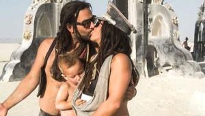Dünyanın En Çılgın Festivali Burning Man'den Çılgın Kareler