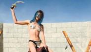 Burning Man Festivaline Damga Vuran Anlar!