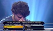 Kim Milyoner Olmak İster'de Şaşırtan Soru, Yarışmacıyı 60 Bin TL'den Etti