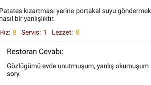 İşte Türkiye'nin En Büyük Yemek Sitesine Gelen Birbirinden Komik Yorumlar ve Cevapları