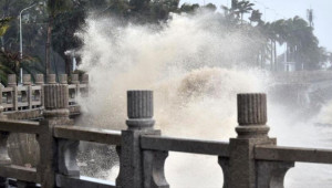 Mangkhut Tayfunu'nda Ölü Sayısı Artıyor