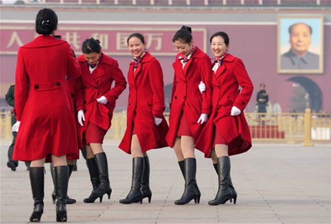 Hostes Adaylarına Çin İşkencesi!
