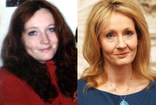 J. K. Rowling bir trendeydi ve Harry Potter fikrini bulmuştu.
