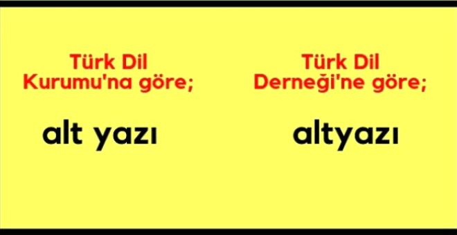 Bu Kelimelerin Nasıl Kullanılacağına Dilbilimciler Dahi Karar Veremedi!