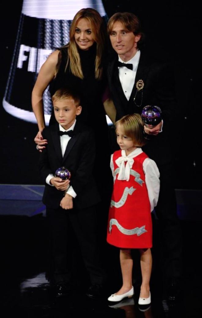 2018 FIFA Yılın En İyileri Ödülleri Sahiplerini Buldu
