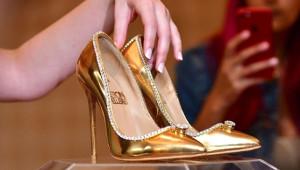 Bu Ayakkabıyı Sadece Hayal Edebilirsiniz!