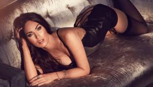 Tasarımları İçin Kamera Karşısına Geçen Megan Fox, Göz Kamaştırdı!