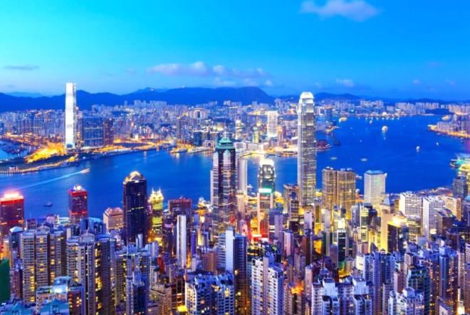Hong Kong - 93 Milyarder