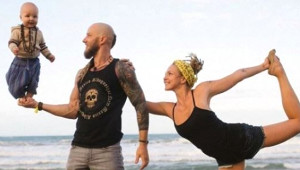 Dünyayı Sevgi Kurtaracak! İnstagram'ın En Tatlı Hippi Ailesi