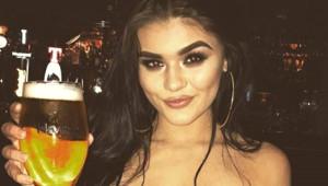 Kardashian'lara Benzetilen Top Model Aniden Öldü!