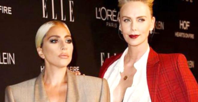 Hollywood Kadınları Gecesinin Şıkları, Rüküşleri...