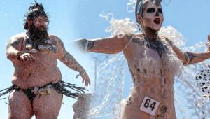 Dans, Dövüş, Kostüm Ne Ararsan Burada! Dünyanın En Çılgın Müzik Festivalinden Kareler