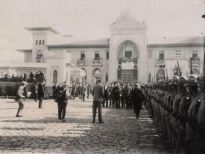 Atatürk'ün Bu Fotoğrafını Daha Önce Hiç Görmediniz!