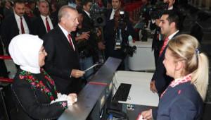 İstanbul Havalimanı'nın Açılışından Kareler