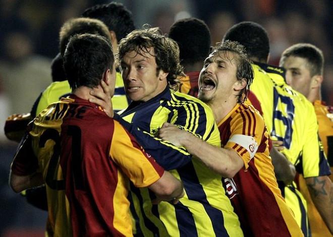 Galatasaray 2-1 Fenerbahçe | Türkiye Kupası çeyrek final, 2007-08 | 9