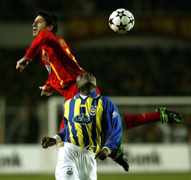Galatasaray 0-1 Fenerbahçe   Süper Lig, 1999-2000   10