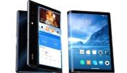 Ekranı Katlanabilen İlk Akıllı Telefonla Tanışın!