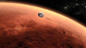 Astronotlar Mars'ta Bu Evlerde Yaşıyacak!