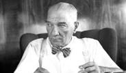 Atatürk'ün Varlığını Adadığı Ülkesi ve İnsanlarına Son Vedası...