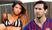 Arjantinli Ünlü Modelden Olay Yaratacak Messi İtirafı: Yatakta Ölü Gibiydi