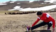 Türkiye'nin Gururu Emine, Dünya Gençler Şampiyonasına Köyde Hazırlanıyor