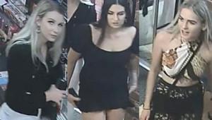 3 Kadın, Cinsel İlişki Oyuncağı Dükkanından 600 Dolar Değerinde Vibratör Çaldı!