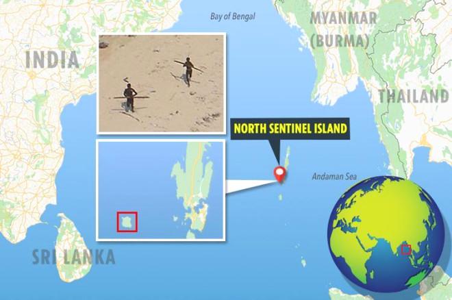 Kimsenin Yanına Yaklaşamadığı Kabile, ABD'li Turisti İşkenceyle Öldürdü