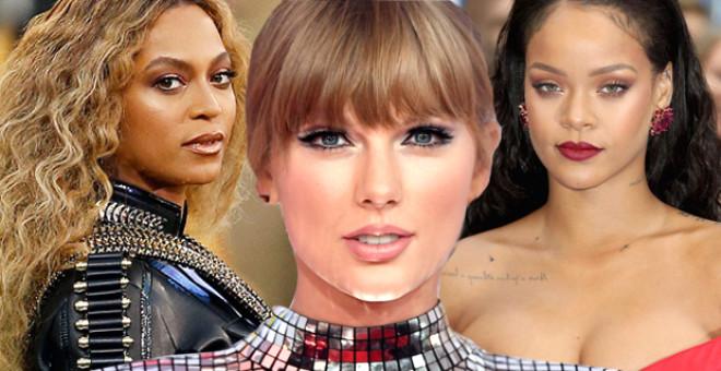 2018de En çok Bu Kadın şarkıcılar Kazandı Foto Galerisi