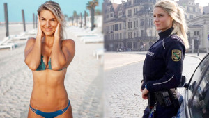 Çekici Polis Memuru İşi Bıraktı, Dünyayı Geziyor