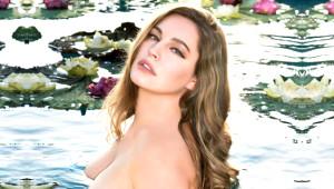 2019 Takvimine Özel Pozlar Veren Ünlü Modelden İtiraf: Sarkık Göğüslerimi Seviyorum