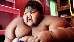 Dünyanın En Şişman Çocuğu 100 Kilo Verdi Şimdi Tek Hayali Futbolcu Olmak!