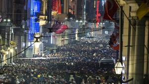 Anadolu Ajansının Gözünden Türkiye'den Yılbaşı Manzaraları