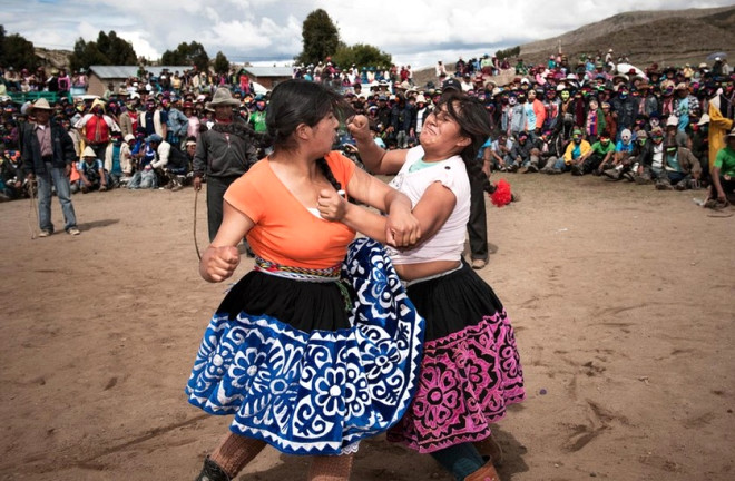 Takanakuy Festival - Peru