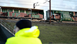 Danimarka'da Meydana Gelen Tren Kazasından Geriye Korkunç Görüntüler Kaldı!