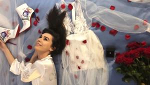 Sinan Akçıl ve Burcu Kıratlı'nın Nikahından İlk Kez Göreceğiniz Kareler
