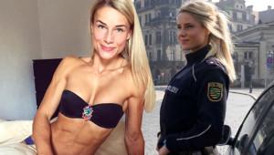 6 Aylığına Dünya Turuna Çıkan Ateşli Polis, Mesleğe Geri Döndü!