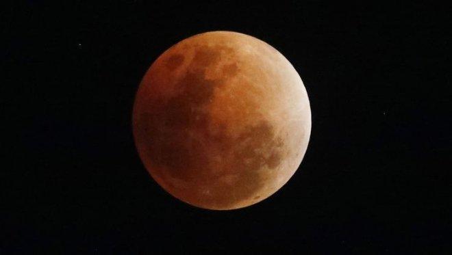 Kanlı Ay Tutulması Hakkında Bilmeniz Gereken Her şey Foto
