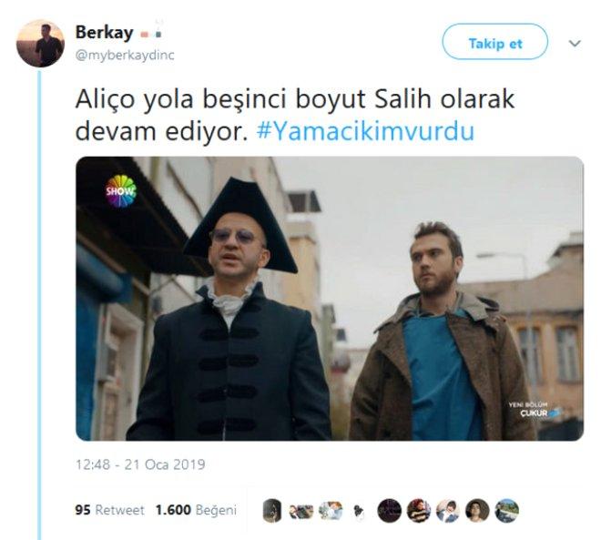 Çukur'un Son Bölümü Twitter'ın Diline Düştü