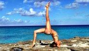 Ünlülerin Bacak Yogası Instagram'ı Kasıp Kavuruyor