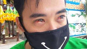 Tayland'da Artan Hava Kirliliği Yüzünden, Vatandaşlar Kan Kusuyor!