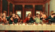 Vatikan, Kıyametin Tarihini İlan Etti! Leonardo'nun Son Akşam Yemeği Tablosunda Kıyametin Tarihi Gizliymiş!