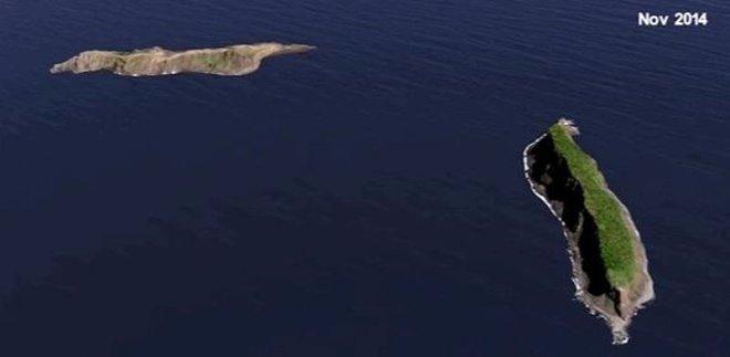 Dünyanın En Yeni Adasında Yaşam Başladı! NASA İlk Görüntüleri Yayınladı